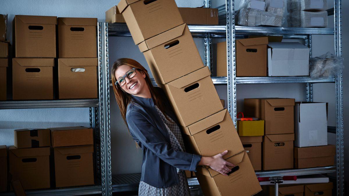 Combien de boîtes faut-il pour déménager ?