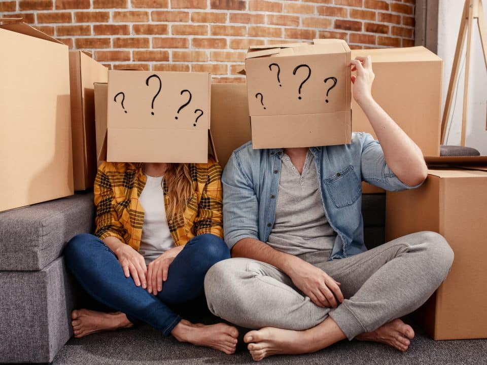 Les 10 questions fréquentes du déménagement
